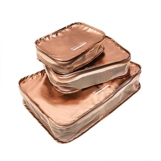 Mytagalongs Odyssey Packing Pods - Rose Gold