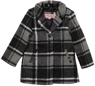 Urban Republic Long Length Coat (Toddler Girls)
