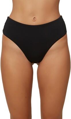 O'Neill Saltwater High Waist Bikini Bottoms