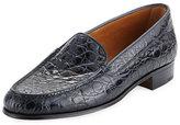 Gravati Crocodile Venetian Loafer