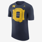 Nike Jordan College Local Imagery (Michigan) Men's T-Shirt