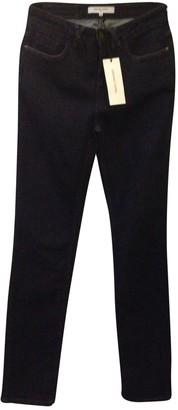 Gerard Darel Blue Cotton - elasthane Jeans for Women
