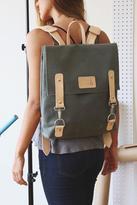 Disenia Waxed Canvas Backpack