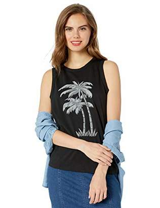 Lucky Brand Women's Palm Tank TOP