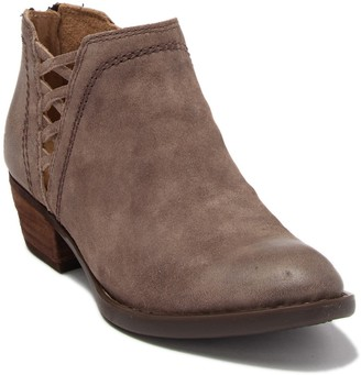 Børn Waterville Woven Leather Ankle Boot