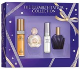 Elizabeth Taylor Women's Fragrance Sampler Gift Set - 4pc