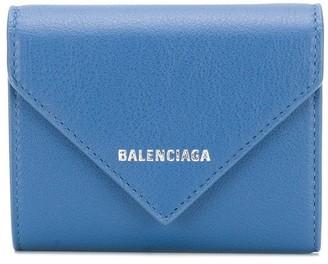 Balenciaga Papier compact wallet