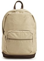 Rothco Vintage Canvas Teardrop Backpack