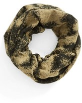 BP Women's Abstract Print Infinity Scarf