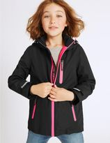 Marks and Spencer Hooded Coat With StormwearTM (3-16 Years)