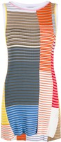 Maison Flaneur Knitted Ribbed Sleeveless Tunic
