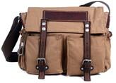 Tsd Hidden Woods Canvas Messenger Bag
