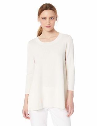 Anne Klein Women's HIGH Low Sweater TOP