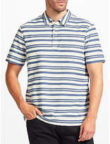 John Lewis Stripe Polo Shirt