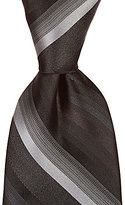 Murano Rich Stripe Traditional Silk Tie
