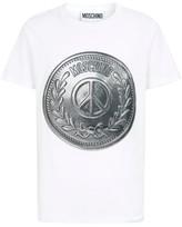 Moschino Coin Detail T-Shirt