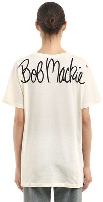 Gucci Bob Mackie Printed Cotton Jersey T-shirt
