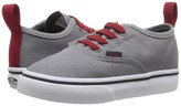 Vans Kids Authentic V Lace (Toddler)