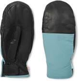 POC Park Leather and Canvas Mittens