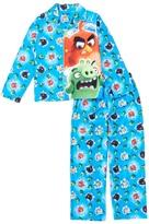 Komar Kids Blue Angry Birds Pajama Set - Boys