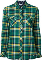 GUILD PRIME classic plaid shirt - women - Cotton - 34