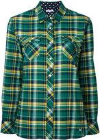 GUILD PRIME classic plaid shirt - women - Cotton - 36