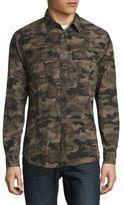 Hudson Cotton Military Shirt