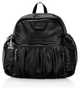 Kalencom Chicago Vegan Leather Backpack Diaper Bag