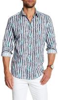 Robert Graham Commodores Classic Fit Dress Shirt