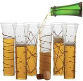 Abigails Festive Champagne Flute