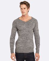 Oxford Zeke V-Neck Knit