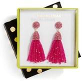 BaubleBar Women's Annabelle Boxed Mini Tassel Drop Earrings