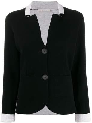 D'aniello La Fileria For narrow collar cardigan