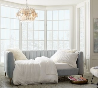 Pottery Barn Morgan Upholstered Daybed