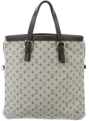 Louis Vuitton Mini Lin Francoise Bag