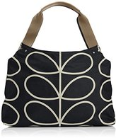 Orla Kiely Core Linear Classic Zip Shoulder Bag