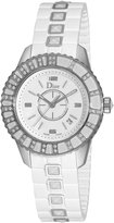 Christian Dior Women's CD113112R001 Christal Diamond Dial Watch