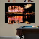 Fathead Soldier Field Fireworks Mural Wall Decals