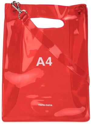 Nana-Nana A4 tote bag