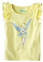 Tinkerbell Disney® Infant Toddler Girls Tee - Green