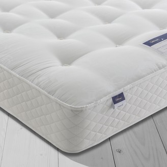 Silentnight Sleep Soundly Miracoil Ortho Mattress, Firm, Super King Size