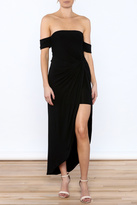Solemio Sole Mio Sexy Black Dress