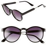 A. J. Morgan Women's A.j. Morgan 50Mm Sunglasses - Black