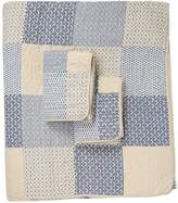 Melange Home Olivia Cotton Quilt Set