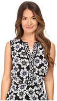 Kate Spade Hollyhock Sleeveless Shirt