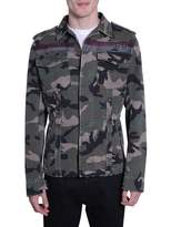 Valentino Camouflage Sahara Jacket