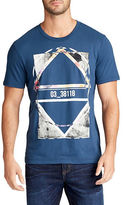 William Rast Graphic Cotton Tee