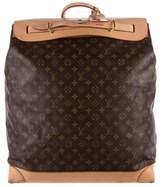Louis Vuitton Monogram Steamer Bag 45