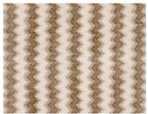 Pottery Barn Rexford Printed Handwoven Zig Zag Rug