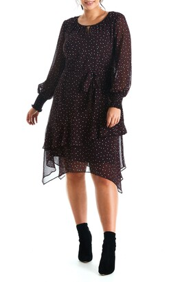 Estelle First Love Long Sleeve Dress